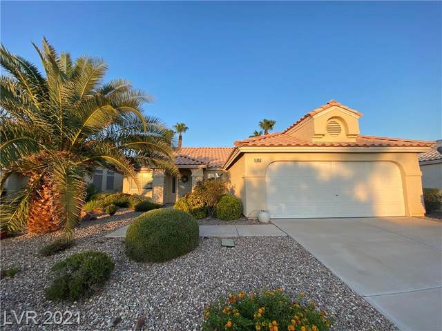 4660 Cannon Beach Street, Henderson, NV 89122 (MLS #2318553) :: Lindstrom Radcliffe Group