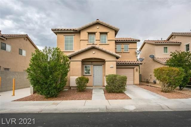 5760 Park City Avenue, Las Vegas, NV 89122 (MLS #2318570) :: Lindstrom Radcliffe Group