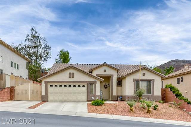 55 Voltaire Avenue, Henderson, NV 89002 (MLS #2318582) :: Galindo Group Real Estate
