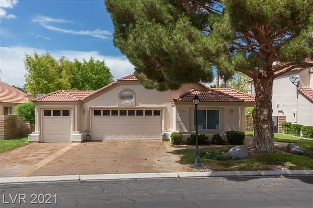 7768 Painted Sunset Drive, Las Vegas, NV 89149 (MLS #2318604) :: Galindo Group Real Estate