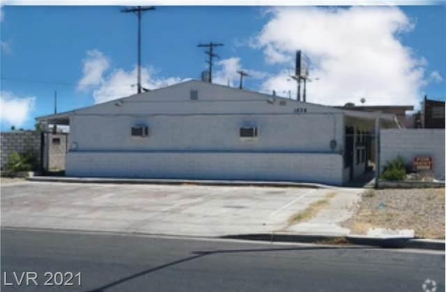 1836 Lewis Avenue, Las Vegas, NV 89101 (MLS #2318616) :: The Chris Binney Group | eXp Realty