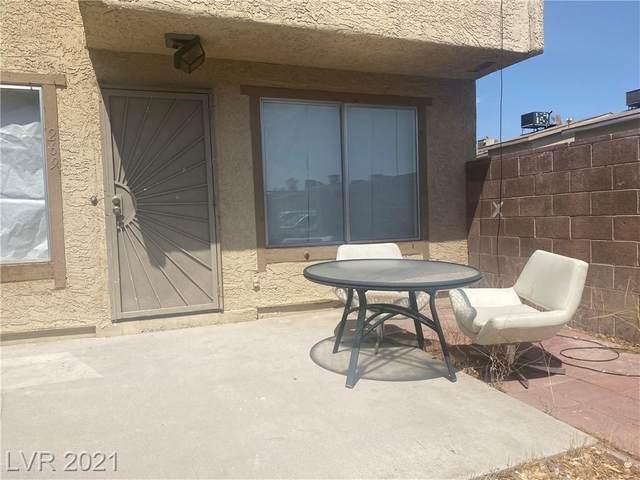 2269 Short Pine Drive, Las Vegas, NV 89108 (MLS #2318630) :: Lindstrom Radcliffe Group
