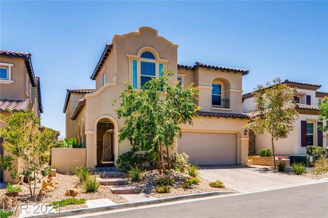 12249 Nasino Avenue, Las Vegas, NV 89138 (MLS #2318631) :: Lindstrom Radcliffe Group