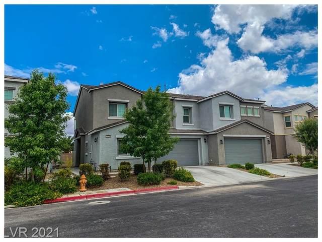 4524 Roaming Vines Street, North Las Vegas, NV 89031 (MLS #2318633) :: Kypreos Team