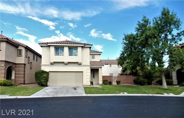 5886 Pastel Colors Street, Las Vegas, NV 89148 (MLS #2318640) :: Kypreos Team