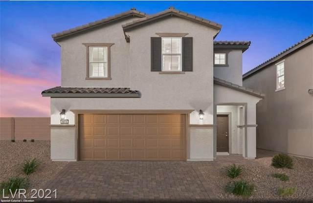 6113 Sinks Canyon Avenue Lot 164, Las Vegas, NV 89130 (MLS #2318661) :: Lindstrom Radcliffe Group