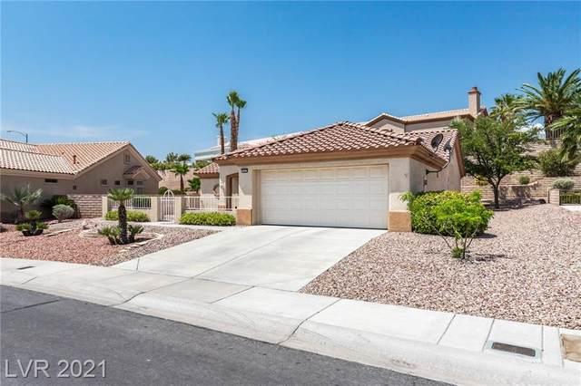 3005 Treesdale Drive, Las Vegas, NV 89134 (MLS #2318687) :: DT Real Estate