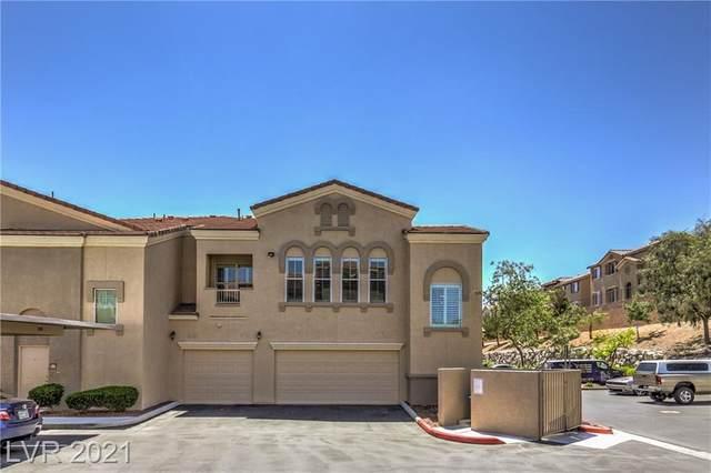 10550 W Alexander Road #2194, Las Vegas, NV 89129 (MLS #2318690) :: Custom Fit Real Estate Group
