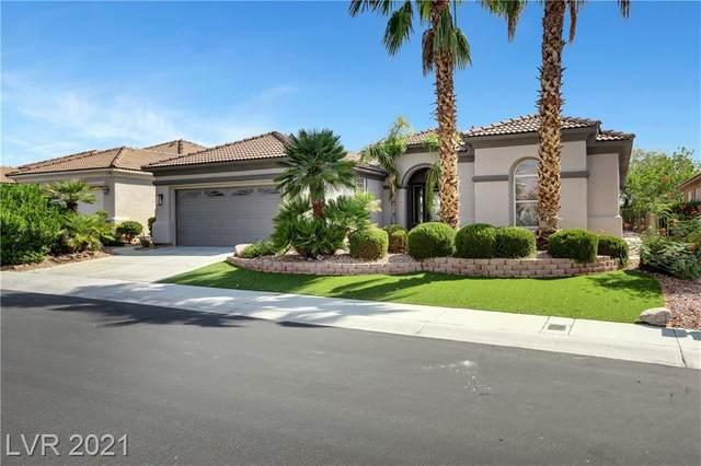 4406 Bella Cascada Street, Las Vegas, NV 89135 (MLS #2318711) :: The Chris Binney Group   eXp Realty