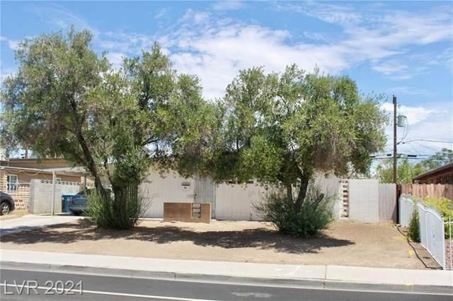 1420 N Mojave Road, Las Vegas, NV 89101 (MLS #2318720) :: The Perna Group