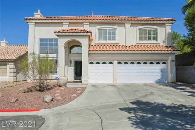 10838 Tawny Buck Court, Las Vegas, NV 89183 (MLS #2318734) :: Keller Williams Realty