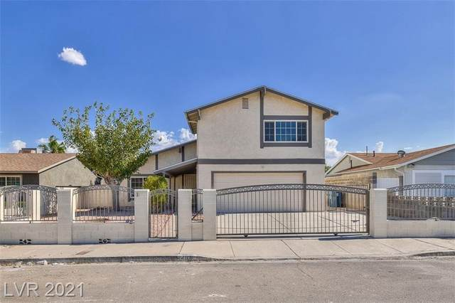 4031 E Colorado Avenue, Las Vegas, NV 89104 (MLS #2318740) :: Hebert Group | Realty One Group