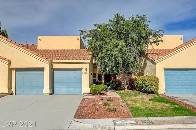 304 Cezanne Drive, Henderson, NV 89074 (MLS #2318748) :: Lindstrom Radcliffe Group
