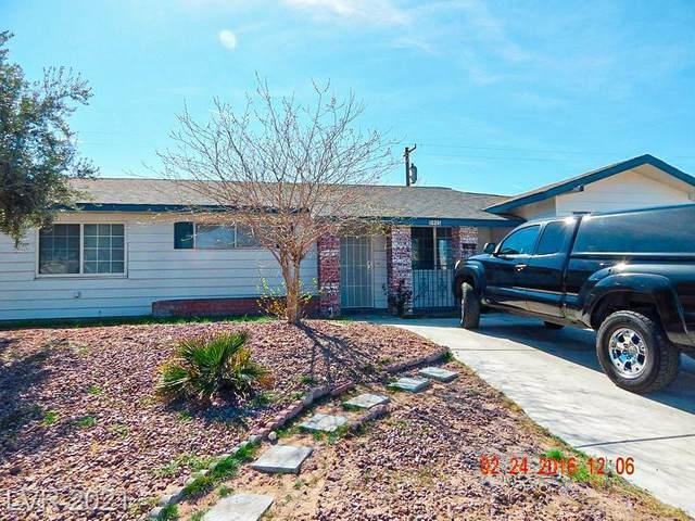 5905 Forrest Hills Lane, Las Vegas, NV 89108 (MLS #2318764) :: Custom Fit Real Estate Group