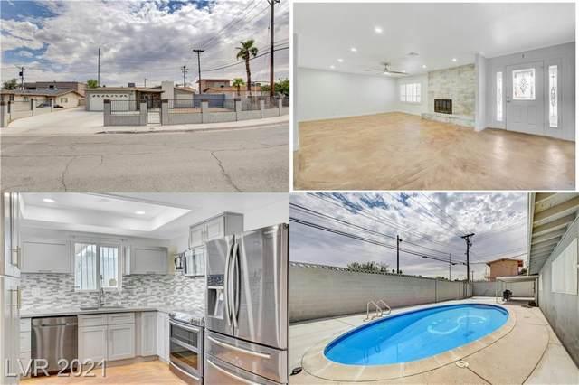 1537 Sombrero Drive, Las Vegas, NV 89169 (MLS #2318768) :: The Chris Binney Group | eXp Realty