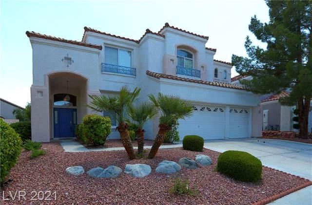 8525 Estrelita Drive, Las Vegas, NV 89128 (MLS #2318770) :: Galindo Group Real Estate