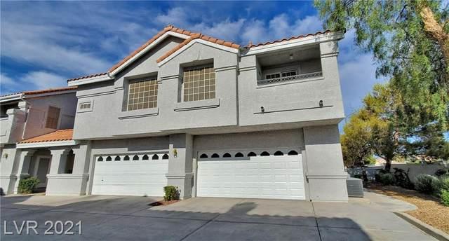5201 S Torrey Pines Drive #1249, Las Vegas, NV 89118 (MLS #2318771) :: The Chris Binney Group | eXp Realty