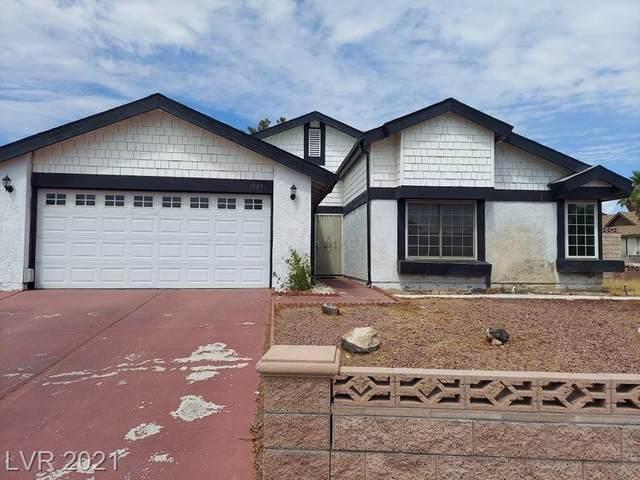 3865 Sebasco Drive, Las Vegas, NV 89147 (MLS #2318776) :: The Chris Binney Group | eXp Realty