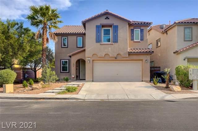 4013 Cherokee Rose Avenue, North Las Vegas, NV 89031 (MLS #2318783) :: The Shear Team