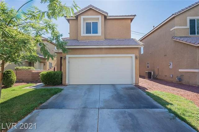 2644 Los Palos Street, Las Vegas, NV 89108 (MLS #2318787) :: Signature Real Estate Group