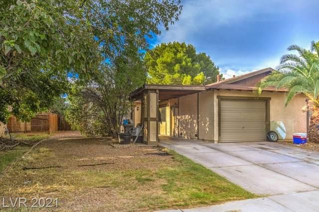 5538 Blue Sea Street, Las Vegas, NV 89110 (MLS #2318813) :: Lindstrom Radcliffe Group