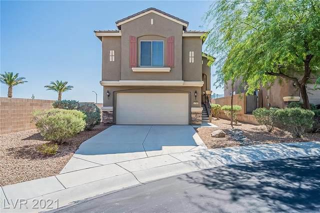 4736 Windblown Court, Las Vegas, NV 89129 (MLS #2318817) :: Custom Fit Real Estate Group