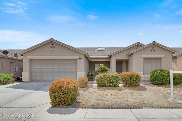 4601 Rockpine Drive, North Las Vegas, NV 89081 (MLS #2318821) :: Keller Williams Realty