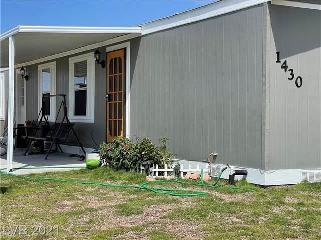 1430 S Comstock Circle, Pahrump, NV 89048 (MLS #2318824) :: The Chris Binney Group   eXp Realty