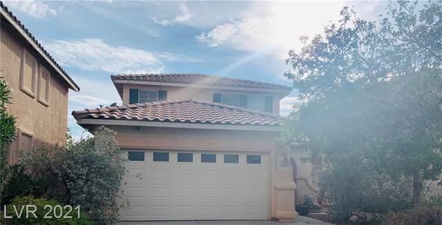 305 Napa Hills Drive, Las Vegas, NV 89144 (MLS #2318828) :: Lindstrom Radcliffe Group