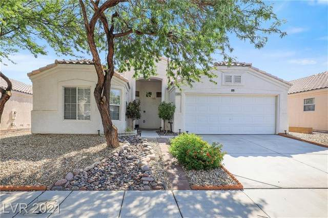 1590 Raining Hills Street, Henderson, NV 89052 (MLS #2318829) :: Custom Fit Real Estate Group