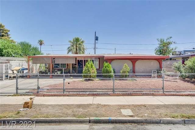 1721 Atlantic Street, Las Vegas, NV 89104 (MLS #2318835) :: Kypreos Team