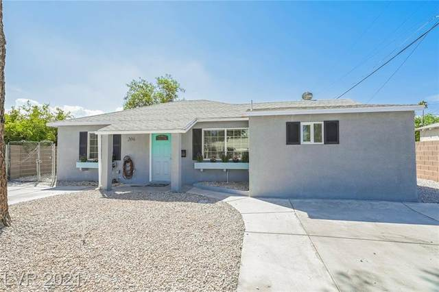 206 S 17th Street, Las Vegas, NV 89101 (MLS #2318852) :: The Chris Binney Group | eXp Realty