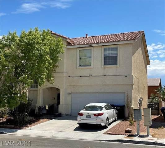 1119 Boulder Shore Avenue, North Las Vegas, NV 89081 (MLS #2318869) :: Custom Fit Real Estate Group
