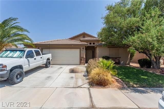 478 Clark Street, Mesquite, NV 89027 (MLS #2318879) :: Hebert Group | eXp Realty