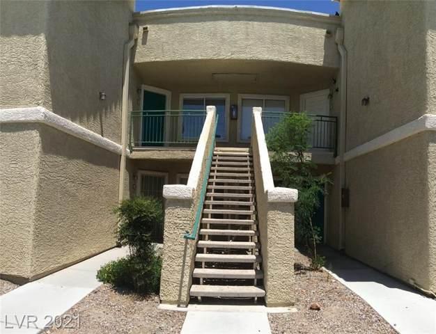1570 Jamielinn Lane #202, Las Vegas, NV 89110 (MLS #2318904) :: Custom Fit Real Estate Group