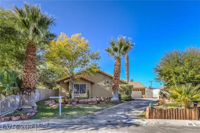 804 Antonio Drive, Las Vegas, NV 89107 (MLS #2318907) :: The Perna Group
