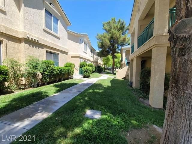 5155 W Tropicana Avenue #1135, Las Vegas, NV 89103 (MLS #2318908) :: Keller Williams Realty