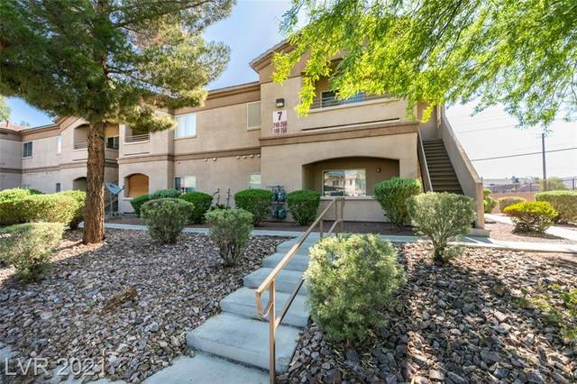5751 E Hacienda Avenue #154, Las Vegas, NV 89122 (MLS #2318911) :: The Shear Team