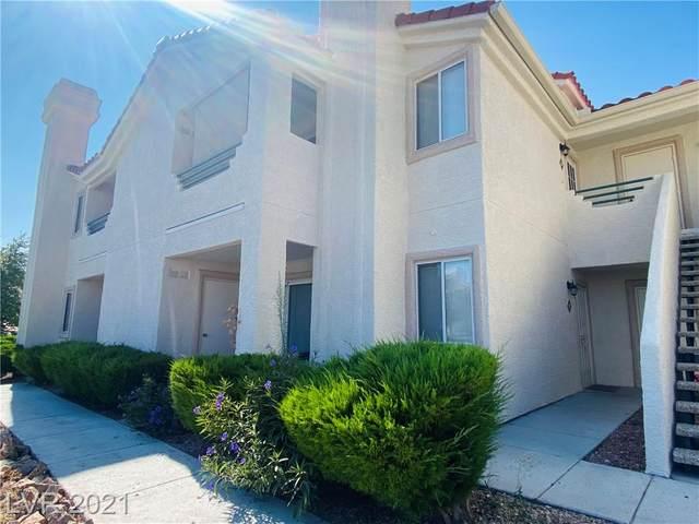 7909 Fossil Creek Lane #102, Las Vegas, NV 89145 (MLS #2318945) :: Jeffrey Sabel