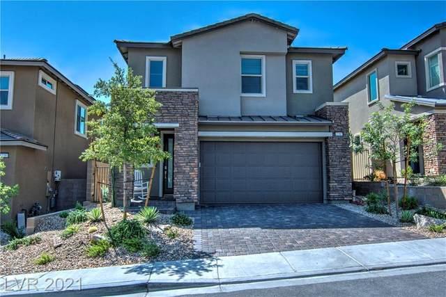 12397 Ocean Tiller Avenue, Las Vegas, NV 89138 (MLS #2318949) :: Jeffrey Sabel