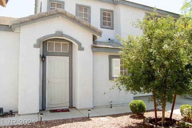 4602 English Lavender Avenue, North Las Vegas, NV 89031 (MLS #2318952) :: The Shear Team