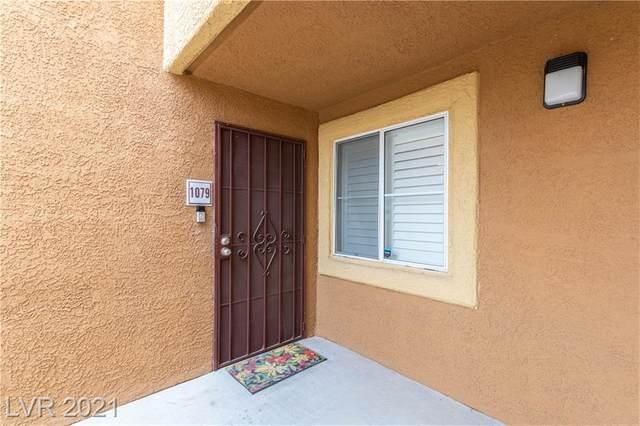 7950 W Flamingo Road #1079, Las Vegas, NV 89147 (MLS #2318964) :: Kypreos Team