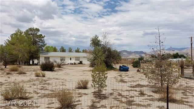 1320 Marble Avenue, Sandy Valley, NV 89019 (MLS #2318977) :: Hebert Group | eXp Realty