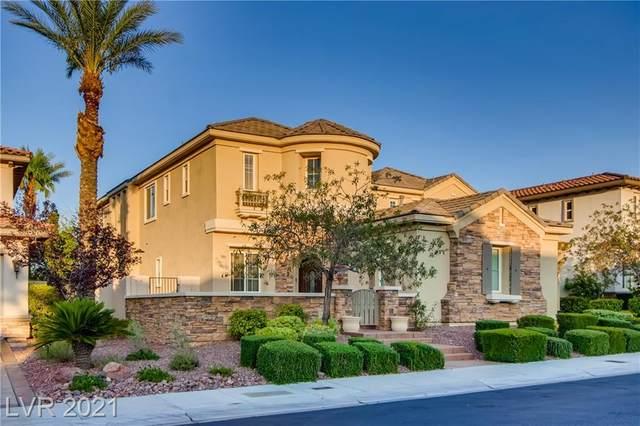 2002 Orchard Mist Street, Las Vegas, NV 89135 (MLS #2318982) :: Custom Fit Real Estate Group