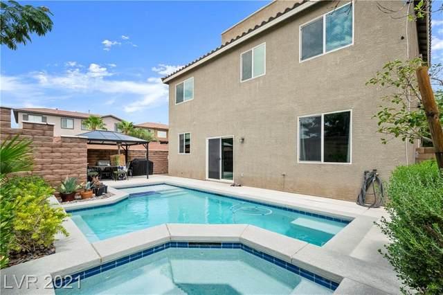 10405 Catinga Court, Las Vegas, NV 89178 (MLS #2318991) :: Lindstrom Radcliffe Group