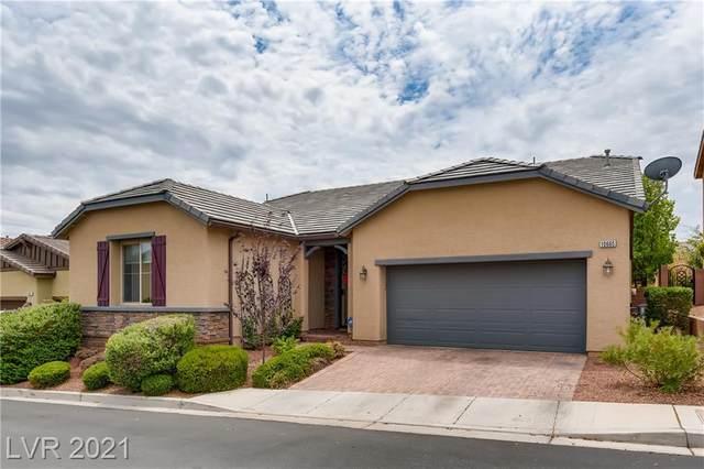 10665 Auburn Springs Avenue, Las Vegas, NV 89166 (MLS #2318995) :: Lindstrom Radcliffe Group