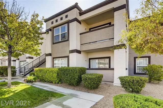 7255 W Sunset Road #2087, Las Vegas, NV 89113 (MLS #2318996) :: The Chris Binney Group | eXp Realty