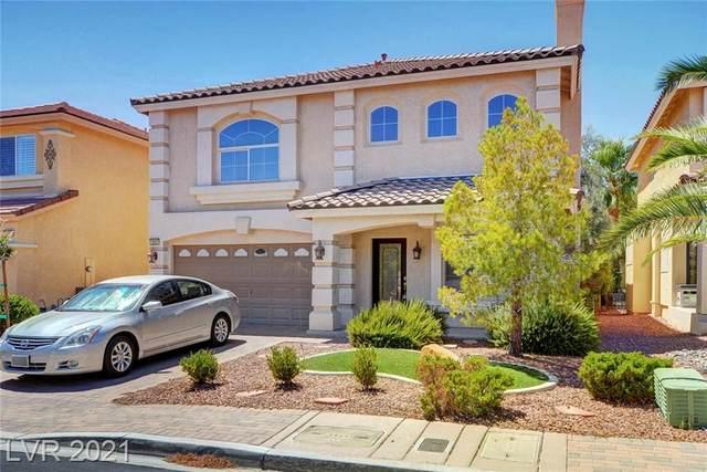 10897 Fintry Hills Street, Las Vegas, NV 89141 (MLS #2319006) :: Keller Williams Realty