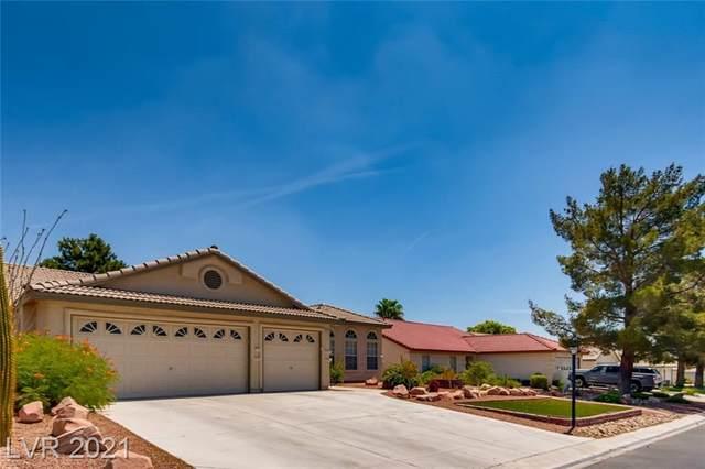 5124 Wild Marigold Drive, Las Vegas, NV 89130 (MLS #2319011) :: Galindo Group Real Estate