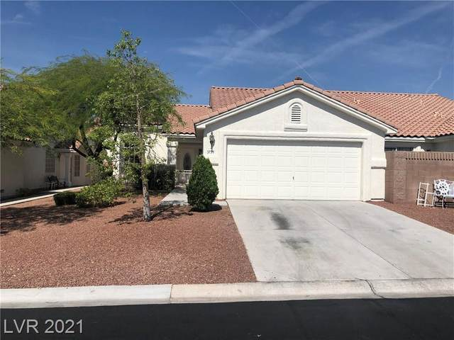 3739 Cape Solitude Street, Las Vegas, NV 89147 (MLS #2319016) :: Lindstrom Radcliffe Group